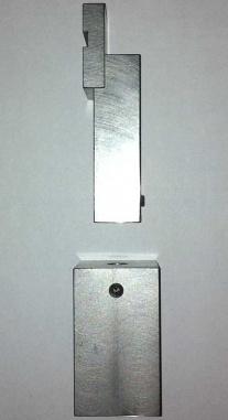 Abkantpressen Adapter für Einpressbefestiger
