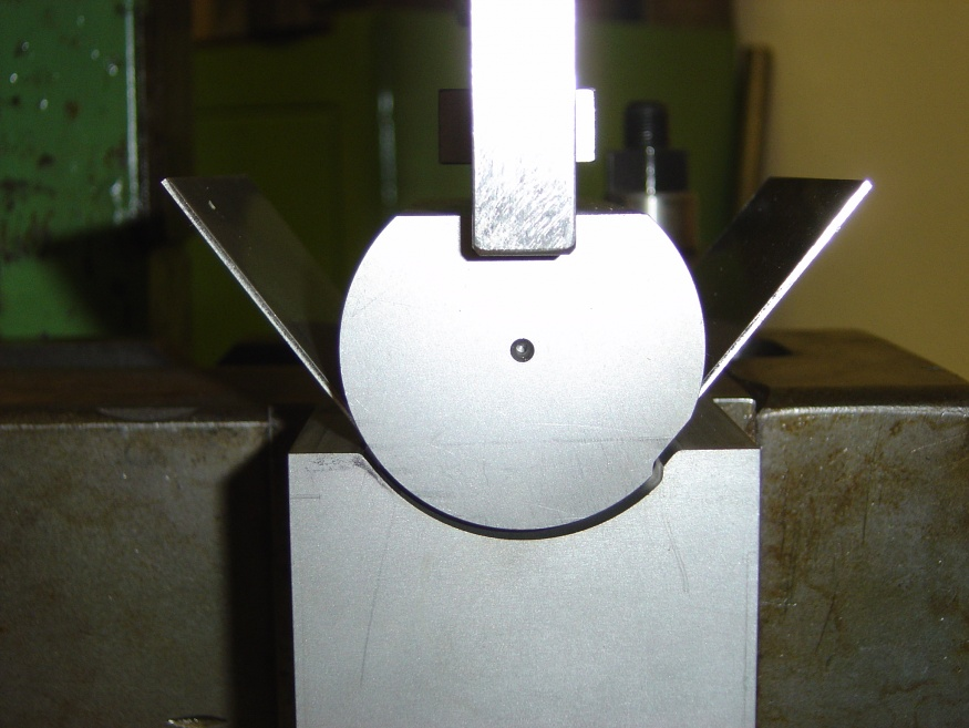Werkzeug Abkanten Radius