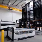 Laser Automation Turm