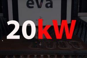 Laserschneiden 20kW
