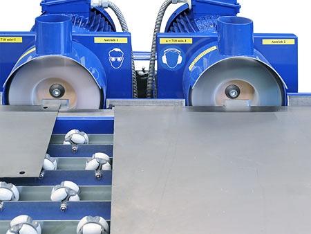 Kantenentgratmaschine KEM2-200