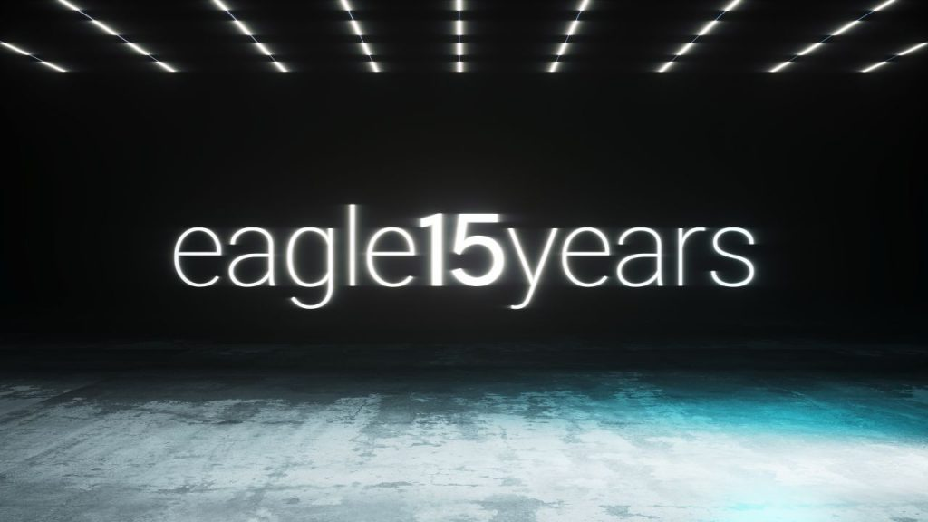 15 Jahre Eagle Lasers